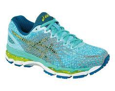 Womens ASICS GEL-Nimbus 17 Lite-Show Running Shoe at Road Runner Sports