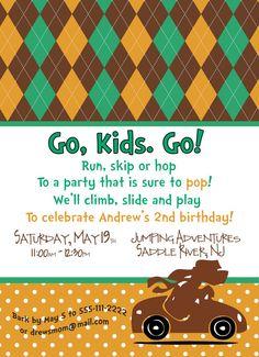 Go Dog Go Inspired Birthday Party  PRINTABLE by LibbyLanePress, $36.00