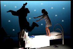 """Il mio """"Bibi e il Re degli Elefanti"""" al Teatrino d'Arco."""