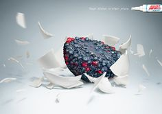 Insanely Creative Advertising Artworks by Patrick | Creative Greed