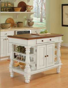 Cheverly Kitchen Island