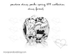 Today brings the news that brand-new Pandora Disney Parks Spring 2018 charms have hit stores at Disney Parks across the globe! There's only a small selection of charms, and these focus on Parks-specific Mickey/Minnie motifs – no new characters this time around, I'm afraid. These beads will not be sold in regular Pandora concept stores … Read more...