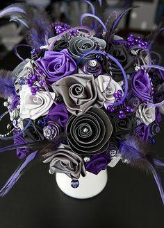 Wow! Amazing handmade bouquet!