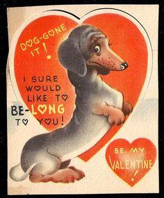 Vintage Valentine.