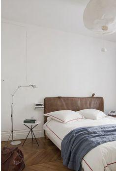 Binnenkijken in een appartement vol klassieke details