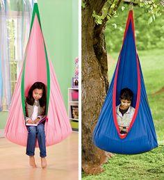 Indoor/Outdoor HugglePod™ Deluxe Hanging Chair