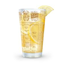 Good Measure Whiskey Recipe Glass and more Popular Gift Ideas at Perpetual Kid. Our ridiculously good looking Good Measure Whiskey Recipe Glass is just what the Whiskey Lemonade, Whiskey Cocktails, Tequila, Vodka, Whiskey Recipes, Bar Gifts, Christmas Gift For You, Liquid Measuring Cup