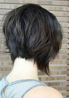 Short hairstyle and haircuts (167)