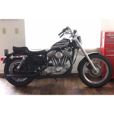 Visit several of my well liked builds - customized scrambler designs like Ironhead Sportster, Sportster Chopper, Custom Sportster, Harley Davidson Sportster, Amf Harley, Harley Bikes, Vintage Motorcycles, Cars And Motorcycles, Motorcycle Style