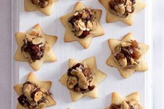This Pin was discovered by MAR Christmas Sweets, Christmas Cooking, Czech Desserts, Czech Recipes, Xmas Cookies, Desert Recipes, Sweet Recipes, Baked Goods, Cookie Recipes