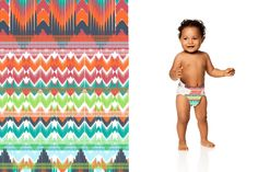 Honest Diapers in Woven Tribal #Fall2015 #effective #safe  #delightful