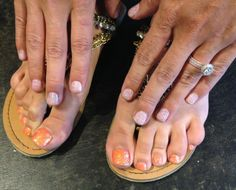 Rockstar Nails & Toes! The summer must have!