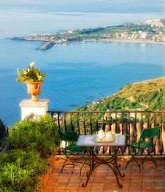 romantic dining with a view in Sicily #sicily #italy #travel
