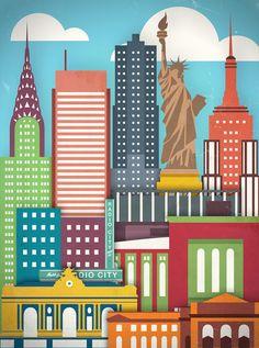 Touristique by Glenn Michael