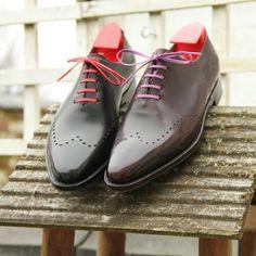 promo code 927d6 d47c1  Zapatos J. Fitzpatrick Footwear Shops, Argyle Socks, Pinstripe Suit,  Wingtip Shoes