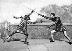 Duel #duel #duelo #duelist #sword #fencing #esgrima