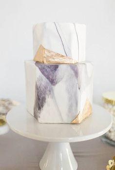 35 Modern Wedding Cake Ideas : Brides.com