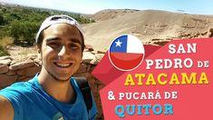San Pedro de Atacama es el sueño de todo viajero y en este video te muestro el pueblo y el cercano Pukará de Quitor. #video #viajes #chile #paisajes