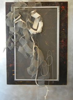 Barb Flunker - Birthing, Mixed Media