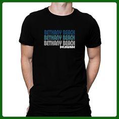 Teeburon Bethany Beach retro color T-Shirt - Retro shirts (*Amazon Partner-Link)