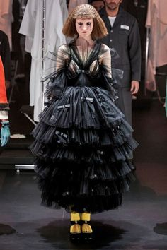 Gucci Fall 2020 Ready-to-Wear Fashion Show - Vogue Gucci Fashion, Live Fashion, Fashion 2020, Daily Fashion, Runway Fashion, Fashion News, Milan Fashion, Street Fashion, Alessandro Gucci