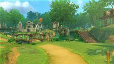 Eternal Sonata - Tenuto Village