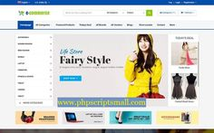 Our Php Shopping Cart Script offers multilingual, multicurrency, global functionality and secure payment gateway. Open Source Ecommerce Script has lifetime license with Affordable prizes on purchasing, Ecommerce Software destination end up with PHP Scripts Mall.