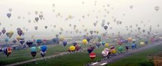 99 äh 343 Heißluftballons
