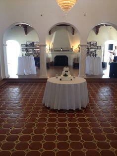May wedding at Casa Romantica