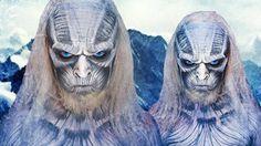 White Walker - Game of Thrones - Makeup Tutorial!