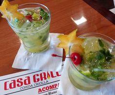 Mojito de Parcha @ Casa Grill 2 x $5 Wednesdays