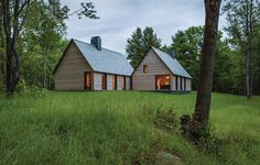 Marlboro Music: Five Cottages, designed by HGA