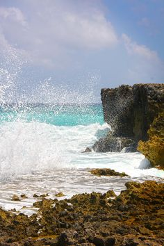✯ Cliffs And Spray - Cozumel, Mexico  The Life Saving Vacation