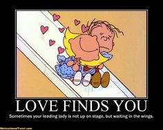 Sally Brown! You're in love with my brother?!