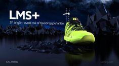 Salming Race R1 2.0 | Floorball Indoor Shoe | Commercial