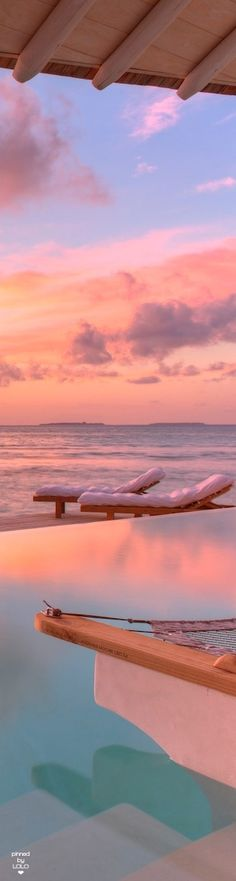 Maldives Angel Clouds, Purple Sky, Tropical Paradise, Maldives, Pretty Pictures, Beautiful World, Aesthetic Wallpapers, Nature Photography, Sunrise