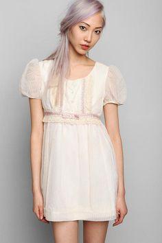 koreanmodel:  Soo Joo for Urban Outfitters