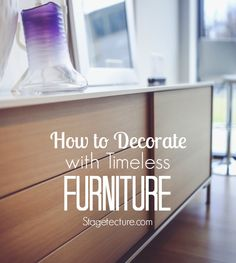 How to decorate with timeless furniture. #interiors #home #design #furniture