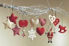 výzdoba Christmas Crafts, Christmas Decorations, Merry Christmas And Happy New Year, Holiday, Home Decor, Google, Christmas Decor, Ideas, Craft