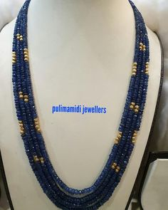 Pearl Necklace Designs, Jewelry Design Earrings, Gold Earrings Designs, Emerald Jewelry, Gold Jewellery Design, Gold Temple Jewellery, Beaded Jewellery, Gold Mangalsutra Designs, Gold Jewelry Simple