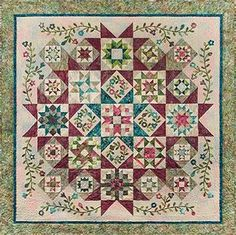 Timeless Tradition - making this as a block of the month at BJ's Quilt Basket, we are almost finished, 1 month to go.
