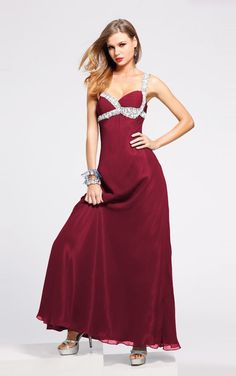 Trendy Sheath Sleeveless Chiffon Ankle-length One Shoulder Evening Dresses  Special Price: $174.58