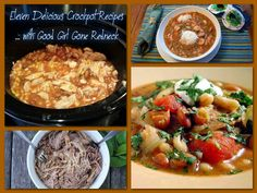 Good Girl Gone Redneck: Eleven Delicious Crockpot Recipes