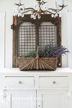 a harvest of lavender