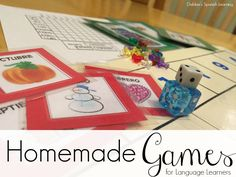 Make Your Own Games for Language Learning