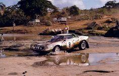 Safari 1975 - Waldegård Björn - Thorszelius Hans icon Lancia Stratos HF Monte Carlo, Sport Cars, Race Cars, Photo Forum, Rally Raid, African Countries, African Safari, Car And Driver, Cars And Motorcycles
