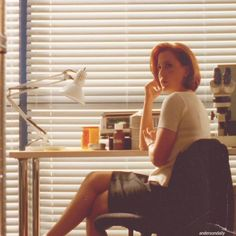 Gillian Anderson ¦¦ Dana Scully ¦¦ X-Files Drag Queens, X Files, David And Gillian, Manequin, Fbi Special Agent, Chris Carter, Dana Scully, David Duchovny, Gillian Anderson