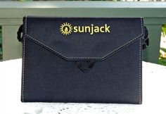 Gear Review: SunJack Portable Solar Charger + Giveaway