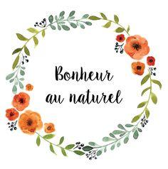 Bonheur au naturel