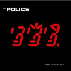 THE POLICE Ghost In The Machine ‎(LP, Album)	 A Records	 AMLK 63730 UK 1981 (1st UK Pressing)